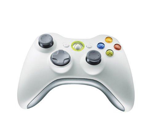 PC - Xbox 360 Wireless Controller für Windows, weiß