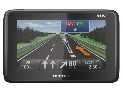 TomTom Go Live 1000 Navigationsgerät (10,9 cm (4,3 Zoll)