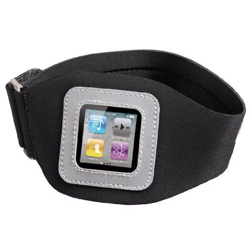 Hama Marathon Armbandtasche für Apple iPod nano 6G schwarz