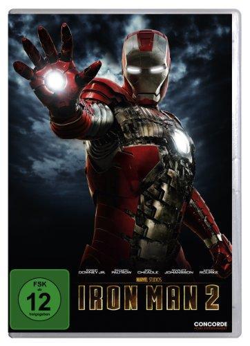 Iron Man 2 (Einzel-DVD)