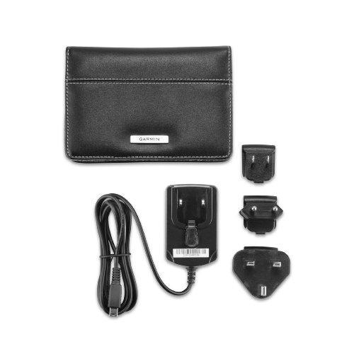 Garmin Zubehör Set für nüvi 1490Tpro (Schutztasche, USB