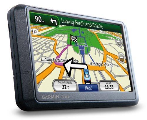 Garmin nüvi 245WT pro Navigationssystem Europa inkl. TMC Pro