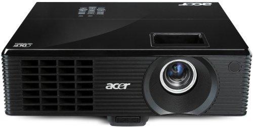 Acer X1110 DLP-Projektor (Kontrast: 4500:1, 2500 ANSI Lumen