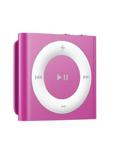 Apple iPod shuffle MP3-Player pink 2 GB (NEU)