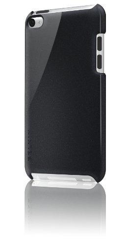 Belkin iPod Touch 4G Shield Micra Schutzhülle, metal schwarz