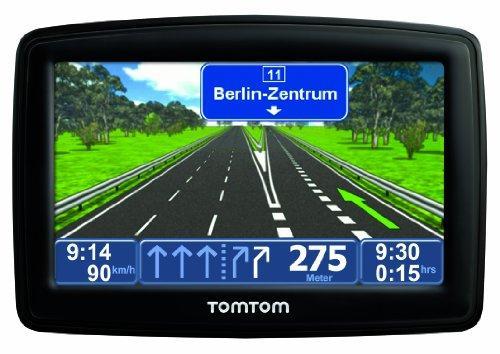 TomTom Start XL Central Europe Traffic (10,8cm (4,3 Zoll)