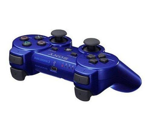 PlayStation 3 - DualShock 3 Wireless Controller, blue