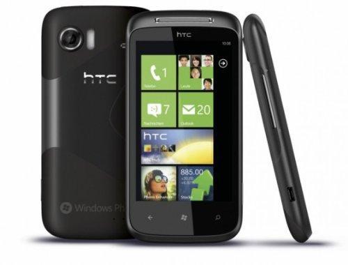 HTC Mozart Smartphone (8,3 cm (3,7 Zoll) Display, Touchscreen,