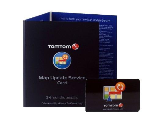 TomTom Map Update Service (24 Monate) für viele Geräte der