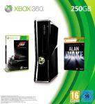Microsoft Xbox 360 S 250GB Konsole incl. Forza 3 (auf zwei