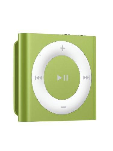 Apple iPod shuffle MP3-Player grün 2 GB (NEU)