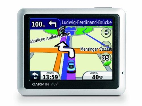 Garmin nüvi 1245 Navigationssystem West-Europa (8,9 cm (3,5