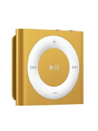 Apple iPod shuffle MP3-Player orange 2 GB (NEU)