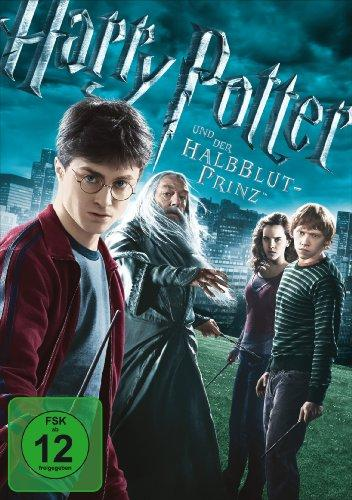 Harry Potter und der Halbblutprinz(1 Disc)