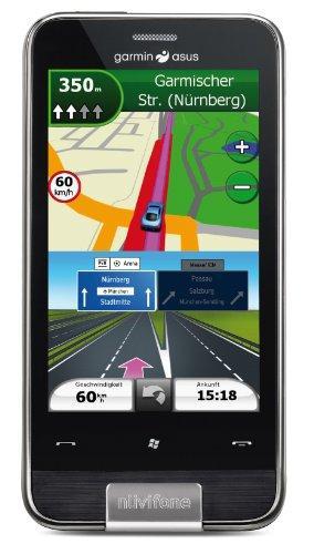 Garmin-ASUS nüvifone M10 Smartphone und Navigationssystem (KFZ