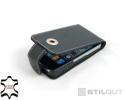 Exklusive Ledertasche für Apple iPhone 4 16GB & 32GB