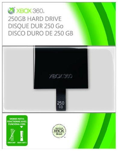 Xbox 360 - 250GB Hard Disk Drive for Slim Console [UK Import]