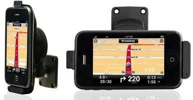 TomTom Car Kit für iPhone G3 & G4 zum Einbau im Fahrzeug( GPS,