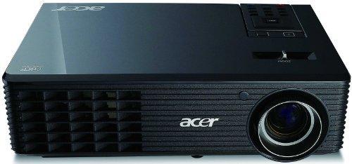 Acer X110P DLP-Projektor (Kontrast 4000:1, 2700 ANSI-Lumen,