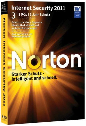 Norton Internet Security 2011 - 3 User