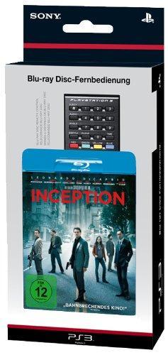 PlayStation 3 - Fernbedienung inkl. Inception (Blu-ray)