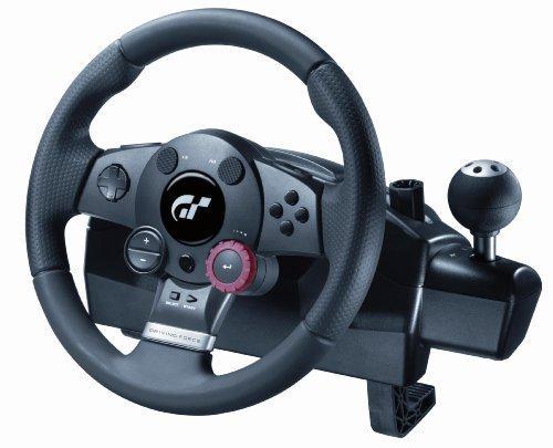 PlayStation 3, PlayStation 2, PC* - Driving Force GT Lenkrad