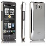 Case-Mate Barely There Cover f. HTC Touch HD2 silb
