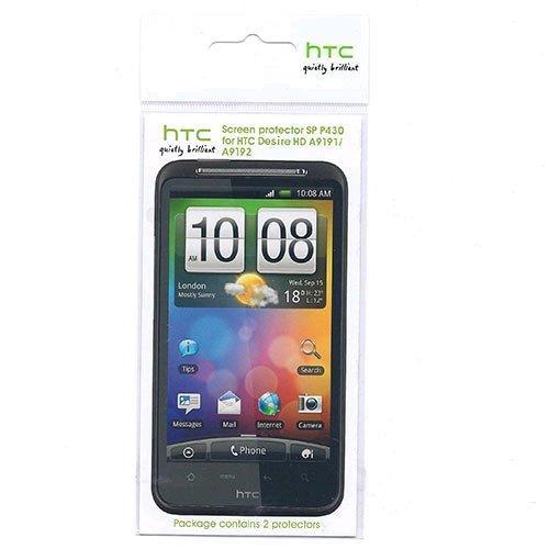 HTC SP P430 Displayschutzfolie for HTC Desire HD (2 Stück)