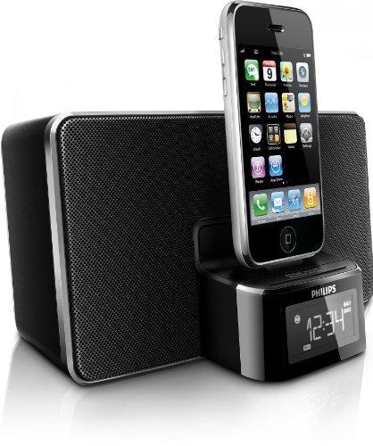 Philips DC220 iPod/iPhone Soundsytem (UKW-/MW-Tuner, USB 2.0)