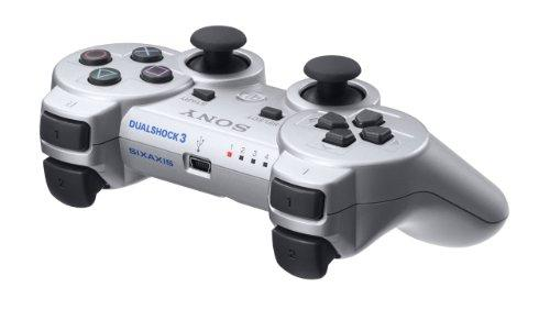 PlayStation 3 - DualShock 3 Wireless Controller, silver
