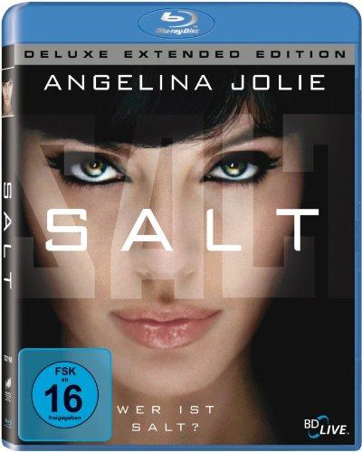 Salt (Deluxe Extended Edition) [Blu-ray]