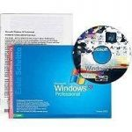 Windows XP Professional Edition OEM inkl. Service Pack 2