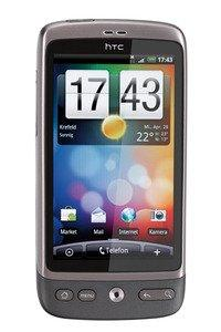 HTC Desire Smartphone (9,4 cm (3,7 Zoll) Touchscreen, 5 MP