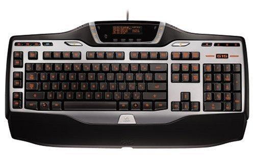 Logitech G15 Gaming-Tastatur schnurgebunden (refresh)