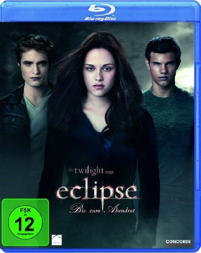 Eclipse - Biss zum Abendrot (Fan Edition) [Blu-ray]
