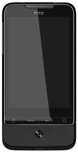 HTC Legend Smartphone (5MP, HSPA, Aluminium Gehäuse, Android