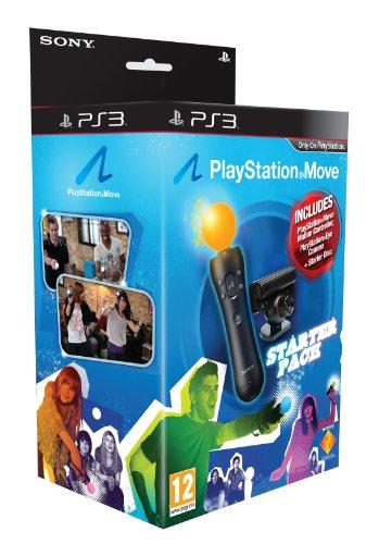 PlayStation 3 - PlayStation Move Starter Pack with PlayStation