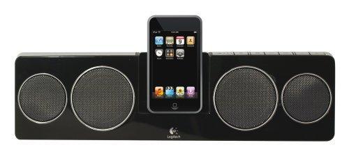 Logitech Pure-Fi Anywhere 2 Soundsystem für Apple iPod/iPhone