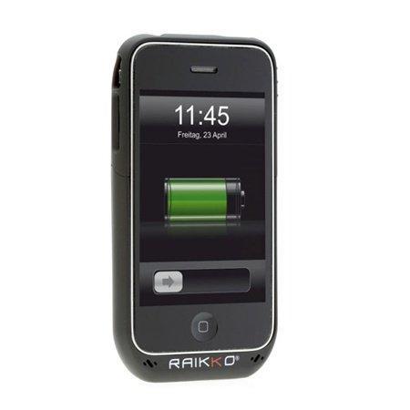 Raikko PowerCase i1300 Zusatzakku für Apple iPhone 3G/3GS,
