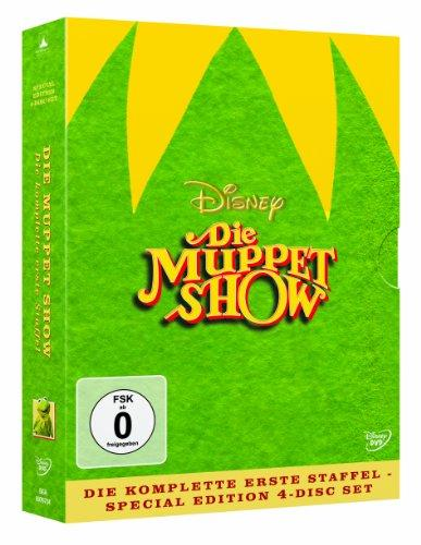 Die Muppet Show - Staffel 1 (Special Edition)