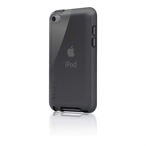 Belkin iPod Touch 4G Grip Vue Schutzhülle, durchsichtig/