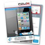 FoliX FX-Clear Displayschutzfolie für Apple iPod touch G4 /
