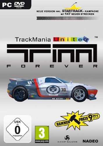 TrackMania United Forever 2011 (PC) (Hammerpreis)