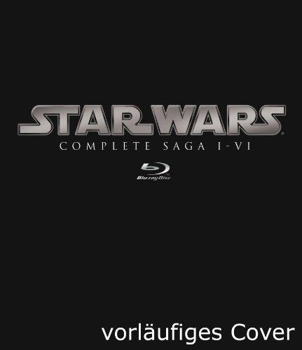 Star Wars: Complete Saga I-VI [Blu-ray]