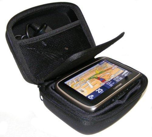 Duragadget Tasche Case für TomTom ONE V2 V3 XL und GO (520 530