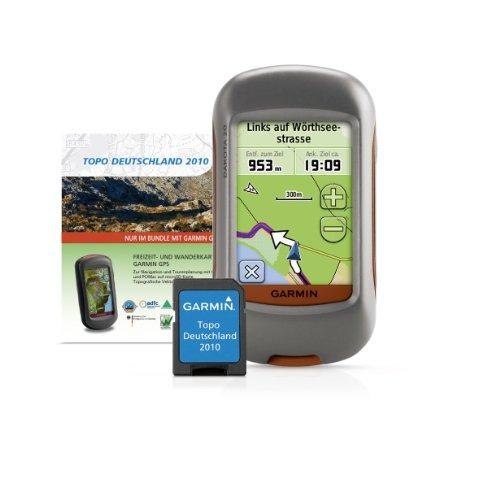 Garmin GPS Handgerät Dakota 20 Bundle (inkl Topo Deutschland