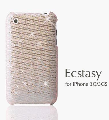 iPhoneScout Design Cover Ecstasy handytasche für iPhone 3G/3GS