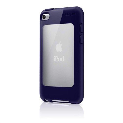 Belkin iPod Touch 4G Shield Eclipse Schutzhülle, durchsichtig/