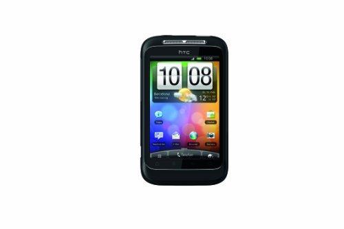 HTC Wildfire S Smartphone (8.1 cm (3.2 Zoll) Touchscreen, WiFi