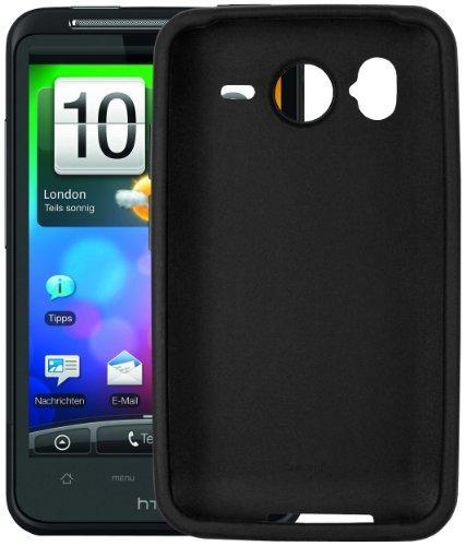 Silicon Case HTC Desire HD Schutzhülle - Silikon Tasche htc